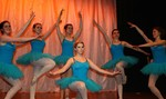 Mary Robson School of Ballet Bi-Annual Show, at Blyth Hall, Newport, 2012