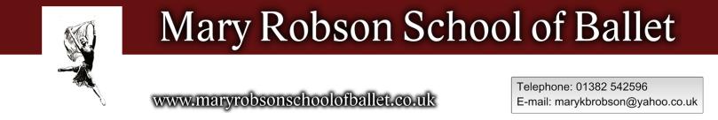 (c) Maryrobsonschoolofballet.co.uk